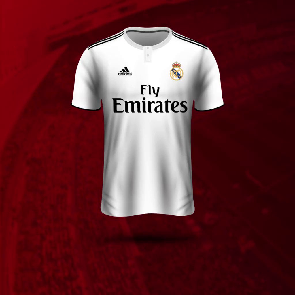 The @RealMadrid Emirates 'Fly Better' jersey will make its big debut tomorrow at #ElClasico. Retweet this for a chance to win a limited-edition 'Fly Better' jersey. #FlyEmiratesFlyBetter