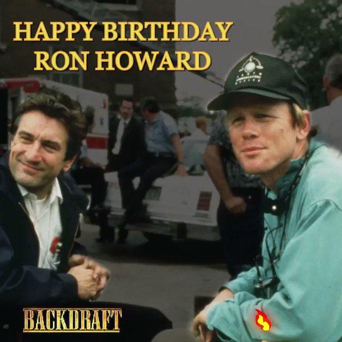 Happy Birthday Ron Howard!