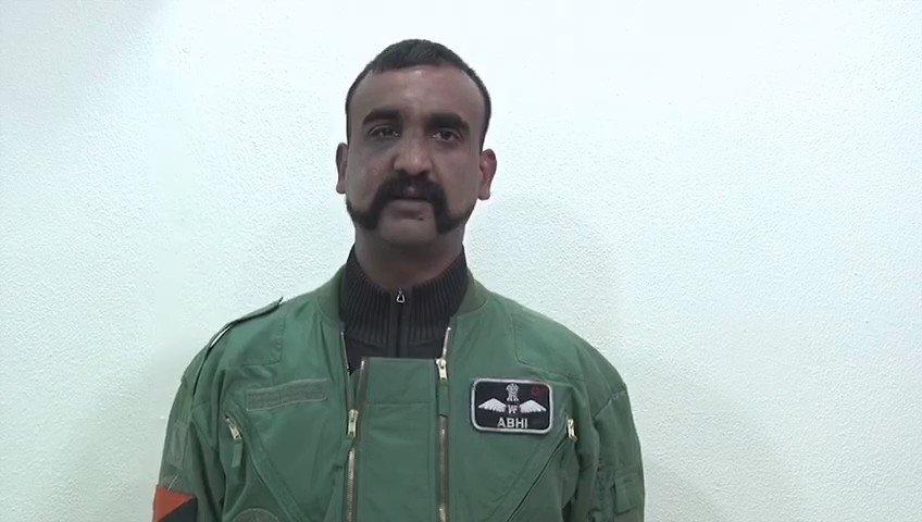 The full video of Indian pilot  Abhinandan Varthaman statement while in Pakistani custody. #PakistanZindabad #IndianMediaExposed
