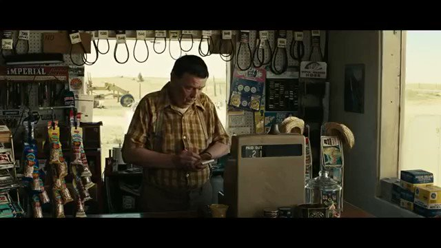 Happy Birthday Javier Bardem! This scene from No Country was so nerve-racking