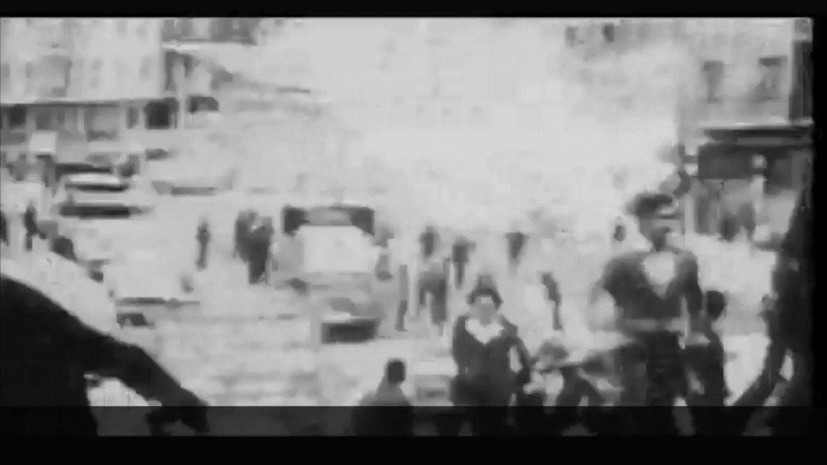 """👉 Hoy se cumplen 43 años de la masacre del #3deMarzo de 1976 @Martxoak3   🎥 Crónica 👉https://www.eitb.eus/es/radio/radio-vitoria/programas/radio-vitoria-gaur-actualidad/videos/detalle/6236422/3-marzo-1976-cronica-masacre-ha-marcado-historia-gasteiz/…  🎥Audio de la policía:  - """"Desalojen la iglesia como sea""""  - """"Hemos contribuido a la mayor paliza de la historia""""  - """"Aquí ha habido una masacre"""" 👇👇"""