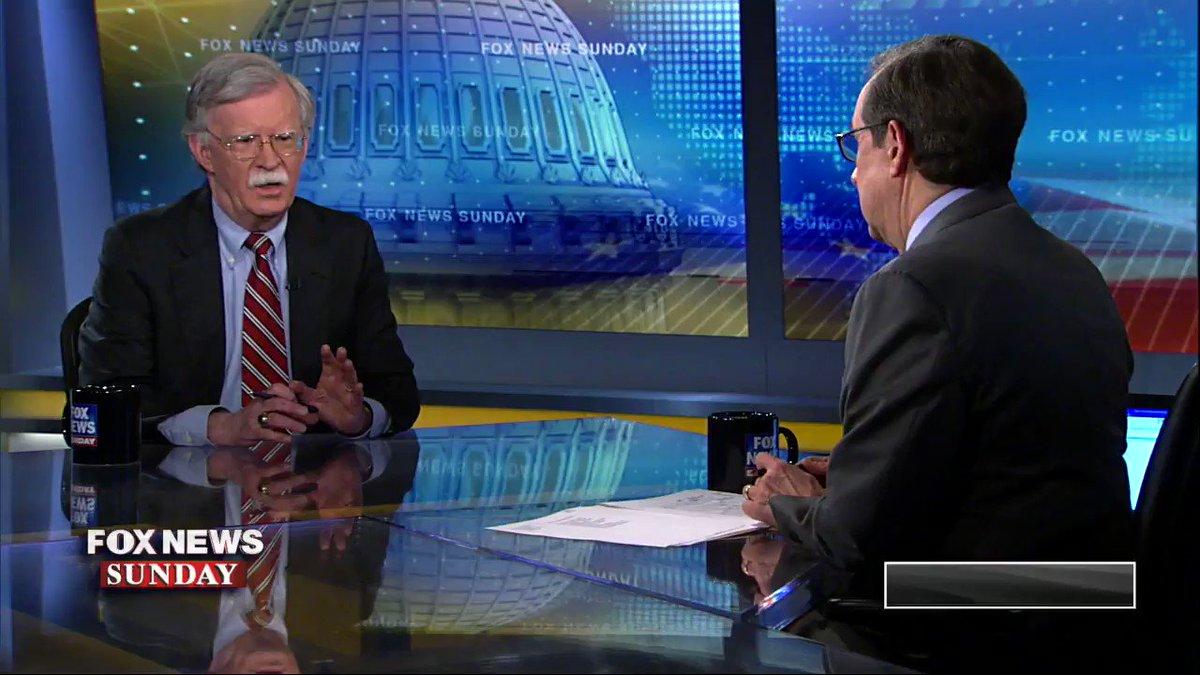 John Bolton: North Korea summit was not a failure