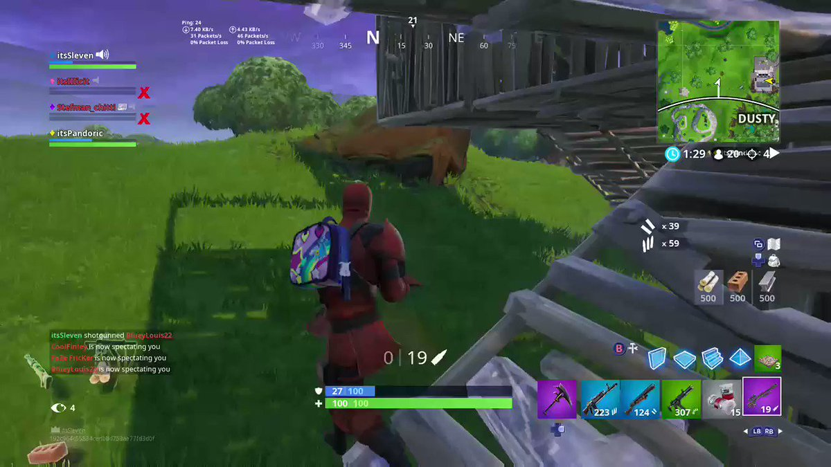 Fortnite Tourny's - @ForTournysPs4 Twitter Profile and Downloader