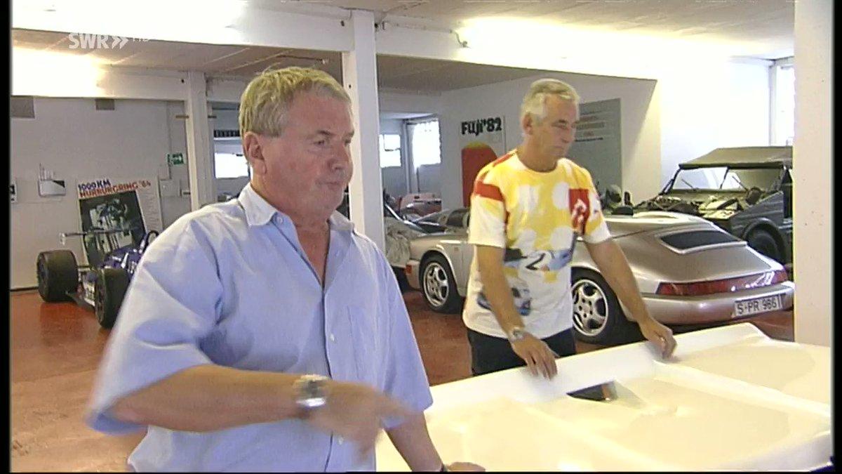 Klaus Bischof über den #Porsche917, der nie ein Rennen fuhr. Ein junger Entwicklungschef namens Ferdinand Piech wollte vor 50 Jahren nichts unversucht lassen, um die #LeMans24 zu gewinnen. @GimsSwiss @SWRAktuellBW
