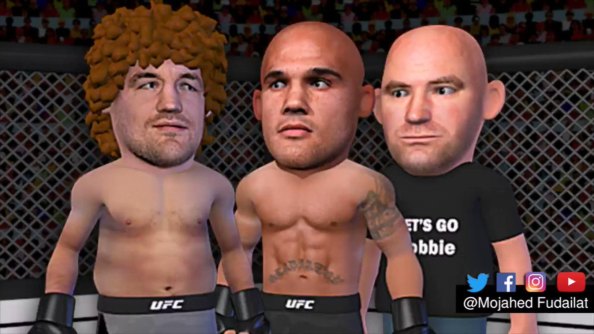 Ben Askren still Undefeated in his UFC debut after surviving RUTHLESS Robbie Lawler attack #Undefeated #RUTHLESS #UFC #animation