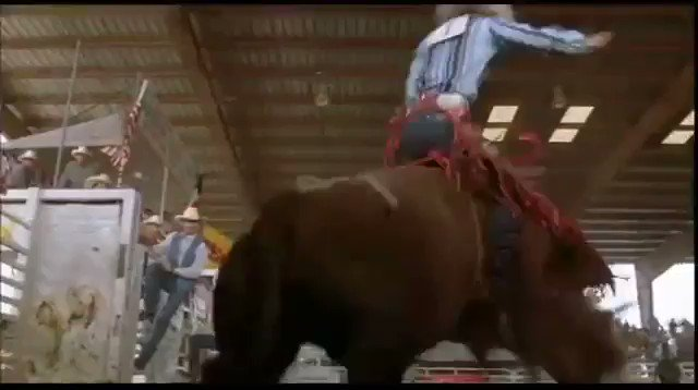 To millions he was the heartthrob on Beverly Hills 90210 but to the western sports community, he will forever be the actor who brought Lane Frost back to life in 8 Seconds.   The PBR's thoughts are with Luke's family and friends on this very sad day.
