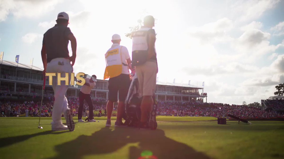 Looking forward to @theplayerschamp next week! Shoutout to the @pgatour for inviting me out and giving me inside the ropes access! Follow along next Thursday and Friday, or better yet come out to the course ⛳️ https://www.theplayers.com/tickets.html