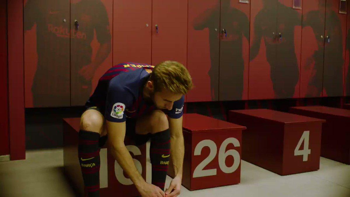 Hoy y siempre... Força Barça!!! 🔵🔴