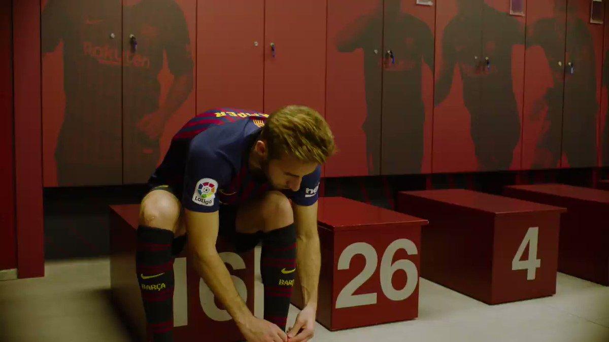 Avui i sempre... Força Barça!!! 🔵🔴