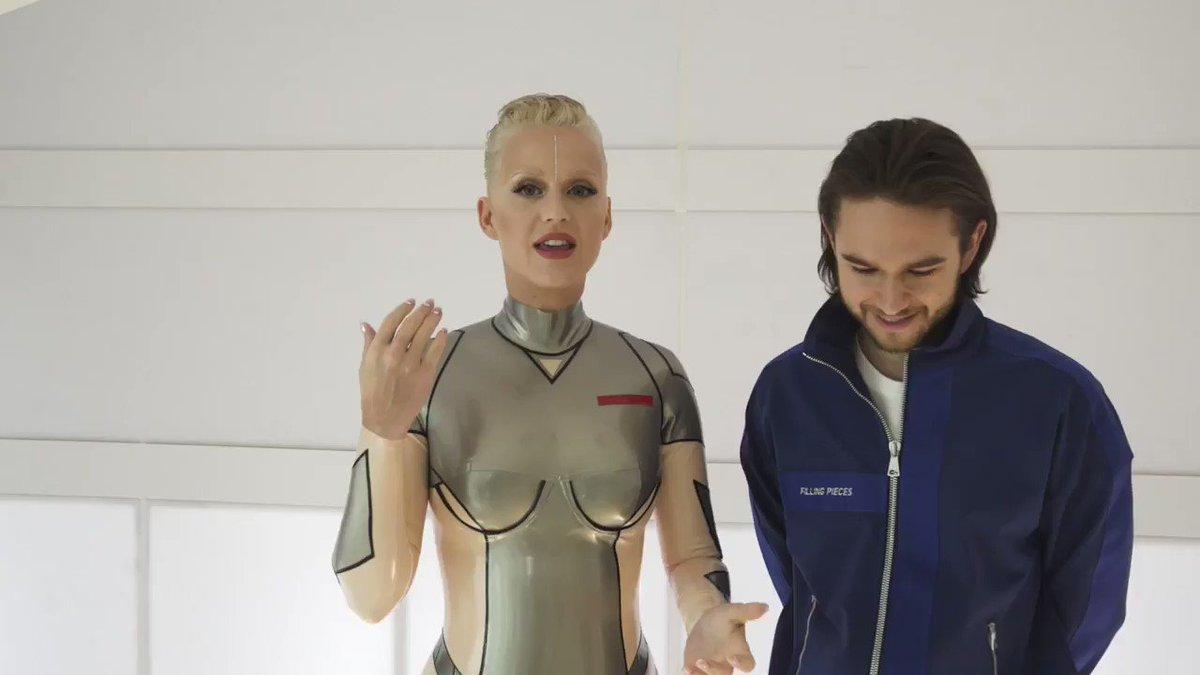 Talkin 365 video with a free range, organic @Zedd! �� More BTS �� https://t.co/vSOohbyQ36