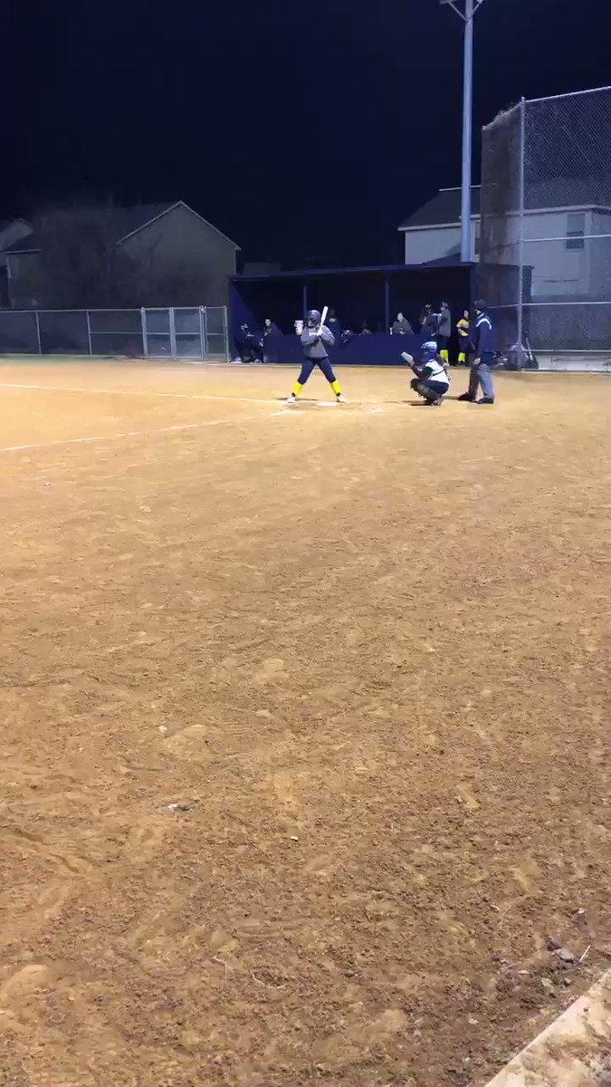 🥎 District play is underway!! @ahhs_sports vs. @OdWyatt @FWISDAthletics