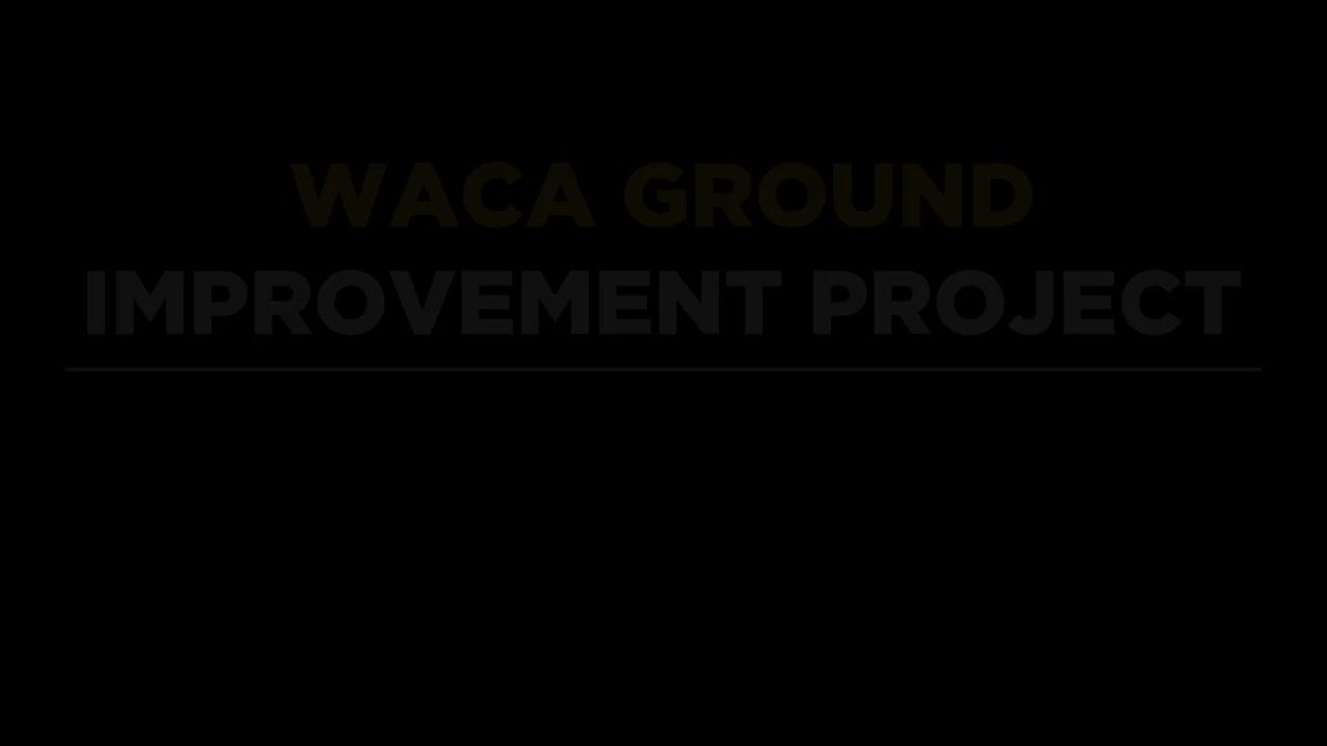 """""""It's a great opportunity for the community to embrace and be part of the future of this iconic ground"""" – WACA CEO Christina Matthews on future plans for the WACA Ground https://bit.ly/2VIQ8vZ #westisbest #wacafuture"""