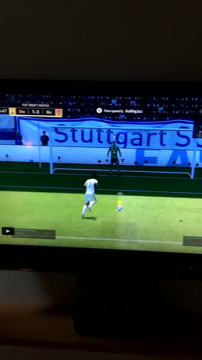 well this my favourite thing about fifa