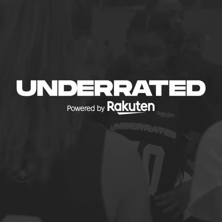 Proud to support these talented young women at the third stop of the Underrated Tour Powered by Rakuten! Catch the full version of this and more on @RakutenArena #internationalwomensday #IWD