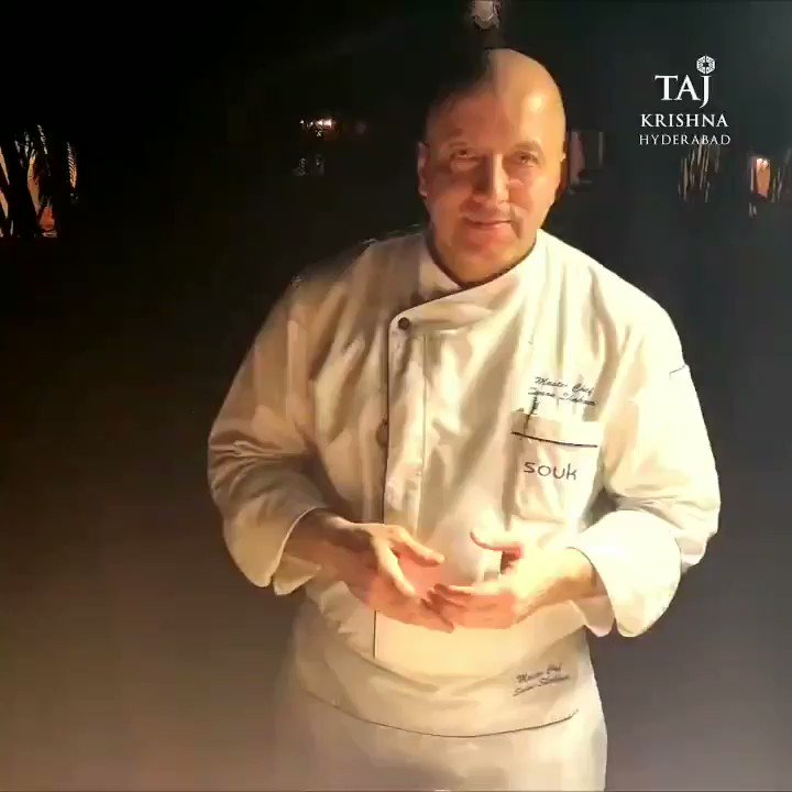 Here's @shakoursimon for you on 'The Souk Experience' happening at @tajkrishnahyd.  4th till 10th March Encounters  For reservations: 040 6629 3326  #TajKrishnaHyderabad #tajkrishnahotel #TajMahalPalace #Souk #TheSoukExperience #encounters #FoodAtEncounters #foodiesofhyderabad