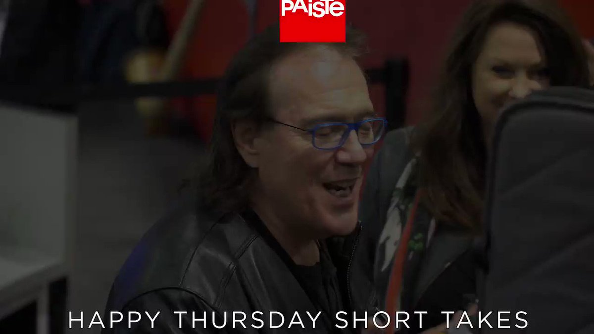 "Here is this week's PAISTE - ""Happy Thursday Short Takes"" with our artists Dmitriy Kovalev, Xavier Breaker & Brandon Pertzborn. @BrandonPertz #paistecymbals #lonniesmith #xavierbreaker #cymbals #happythursday #drumming #drums"