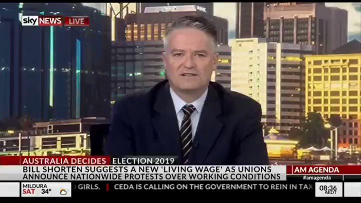 Brendan O'Connor's photo on Mathias Cormann