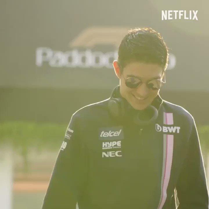 I'm featuring in the new Formula 1 Drive to Survive serie available now on @netflix ! Go check it out🔥 Je serai dans la nouvelle série Netflix Formule 1 : Pilotes de leur destin disponible maintenant !🔥👌🏻 #netflixandchill