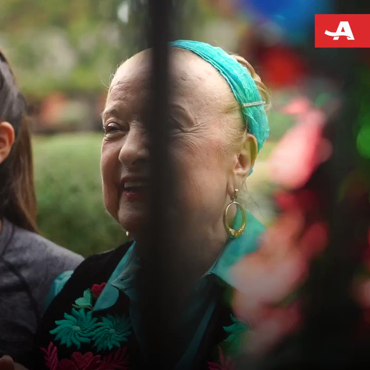 Mexican folk dance is connecting people of all ages. #DisruptAging
