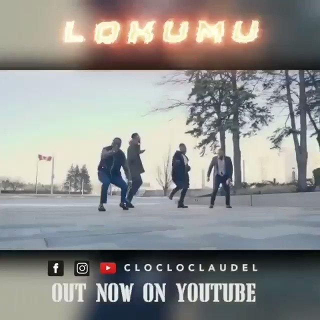#NewMusicVideo  LOKUMU by @Clocloclaudel   Regardez la Vidéo sur YouTube -> : https://youtu.be/kXZbFvrFokI