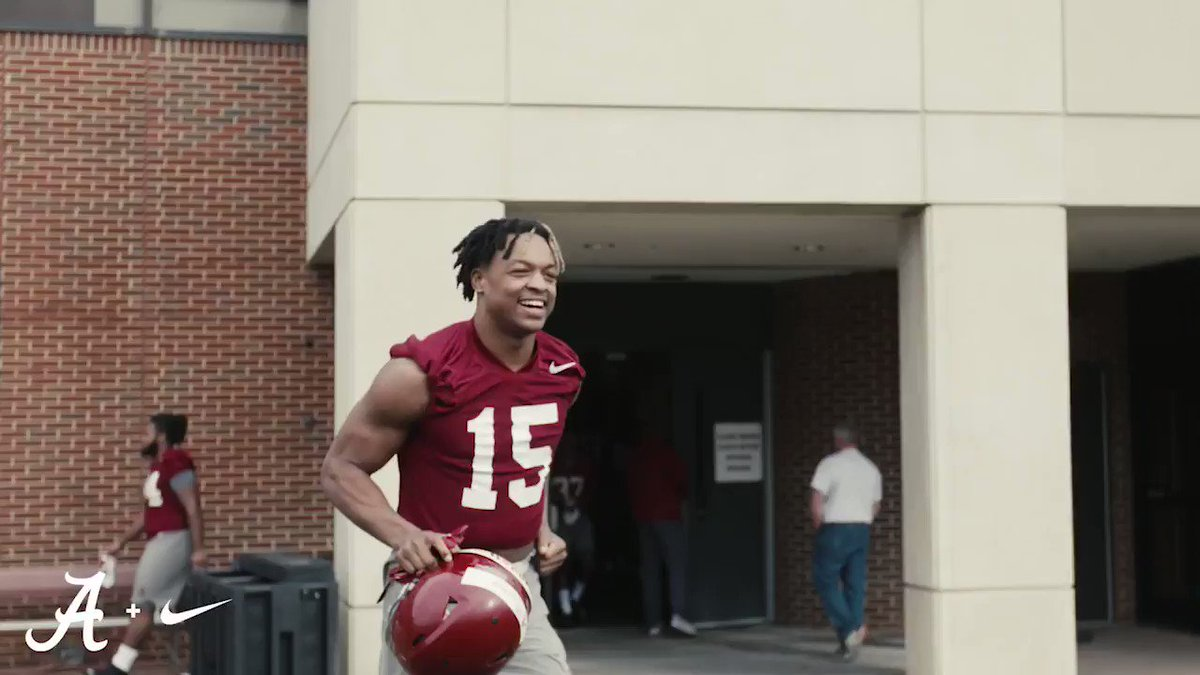 It's about that time! #BamaFactor #RollTide