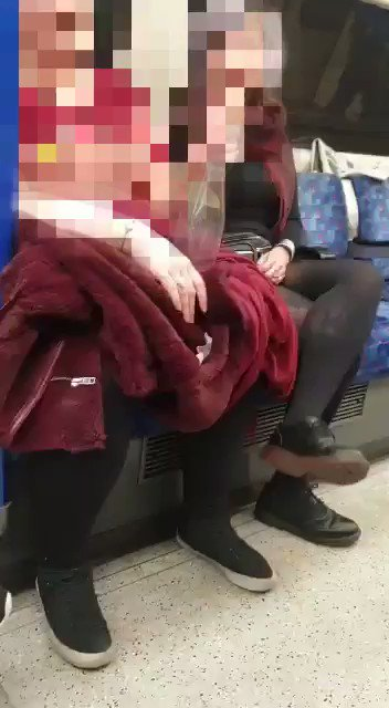 6 white racist individuals started to make monkey noises on the train to my friend because he is black, one of the individuals then starts to swing around and coming up close. They need to be indentified and punished, being drunk is NOT an excuse.