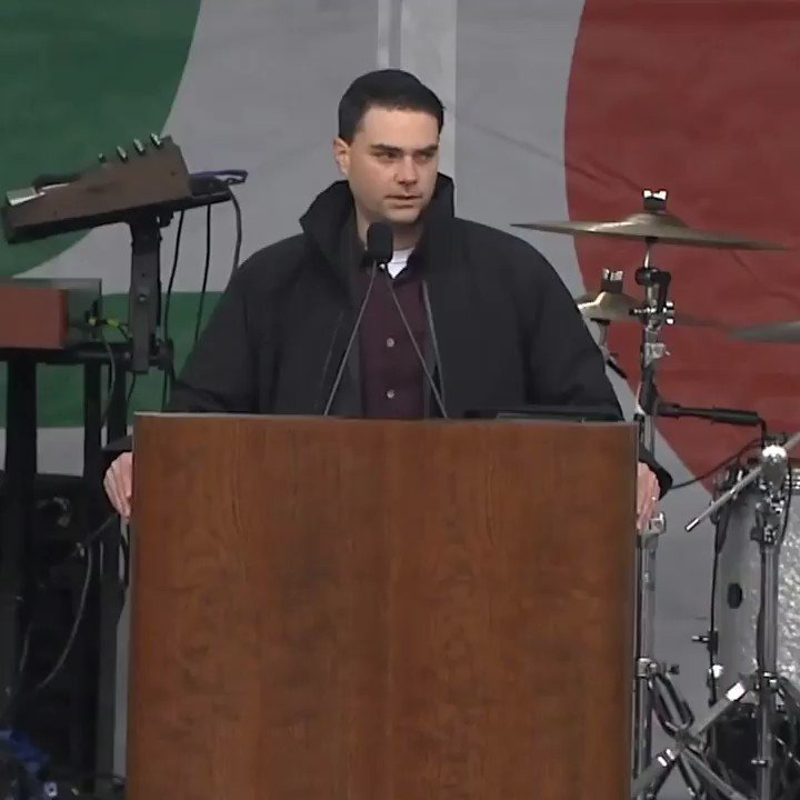 'We built our lives for our children. And then something happened...' @benshapiro #whywemarch