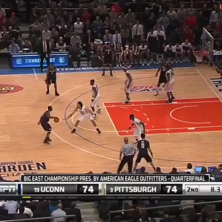 'Step-back. WALKER ... CARDIAC KEMBA!'  8 years ago today, the legend was born �� https://t.co/QETCE0jR6s