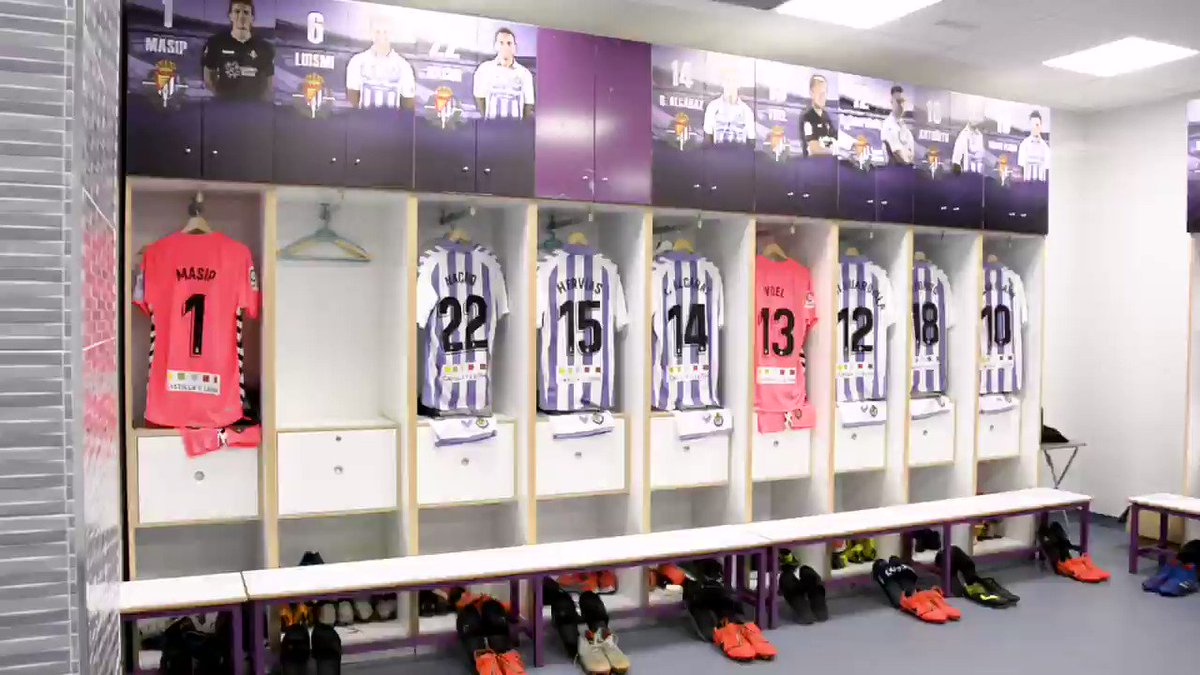Real Valladolid C.F.'s photo on Pucela