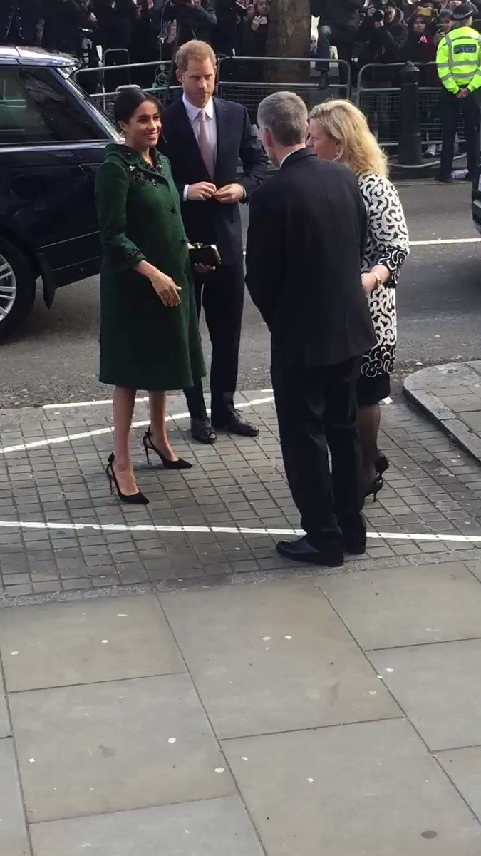 Lizzie Robinson's photo on The Duke and Duchess of Sussex