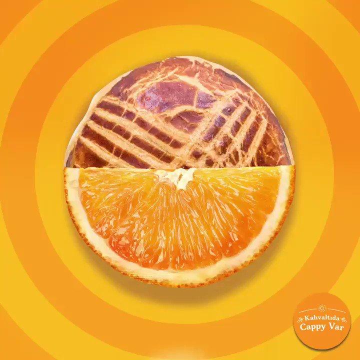Enfes portakal parçacıklı Cappy Pulpy, poğaçanın lezzetine lezzet katar. Kahvaltıda Cappy varsa gün iyi başlar! https://t.co/mYF1WfGWUi