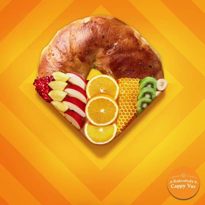 Ballı meyveli Cappy Atom ile açma bir araya gelince gününü atomlar. Kahvaltıda Cappy varsa gün iyi başlar! https://t.co/VAdwbazP6f