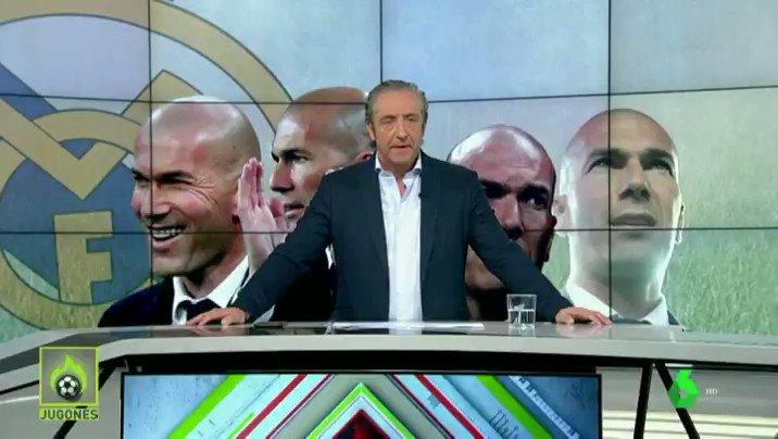 """🚨🚨🚨¡¡EXCLUSIVA MUNDIAL de @jpedrerol en #JUGONES!! """"ZIDANE VUELVE YA al Real Madrid"""". ¡¡BOMBAZO!!💣💣💣"""