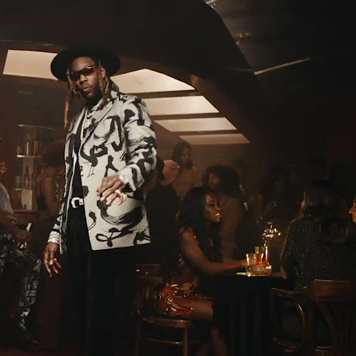 Fell in luv with a real one that's a dedication ... RULE THE WORLD 🌍 ..video is out now .. https://2Chainz.lnk.to/RuleTheWorldVid  @ArianaGrande