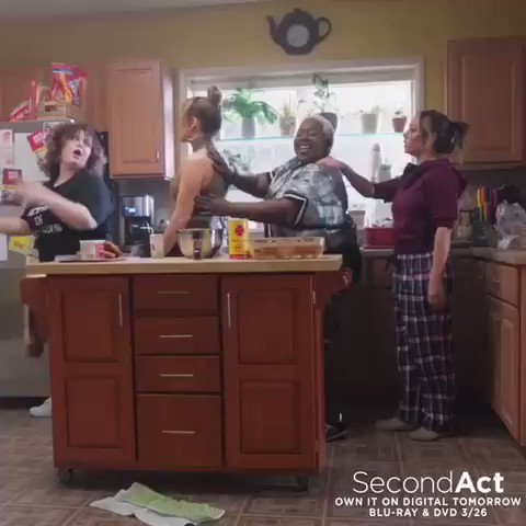 When you realize you can own #SecondAct on Digital HD tomorrow! Pre-order now!  https://t.co/rYLKQxnUEQ ✨ https://t.co/VYaYA8OGL7