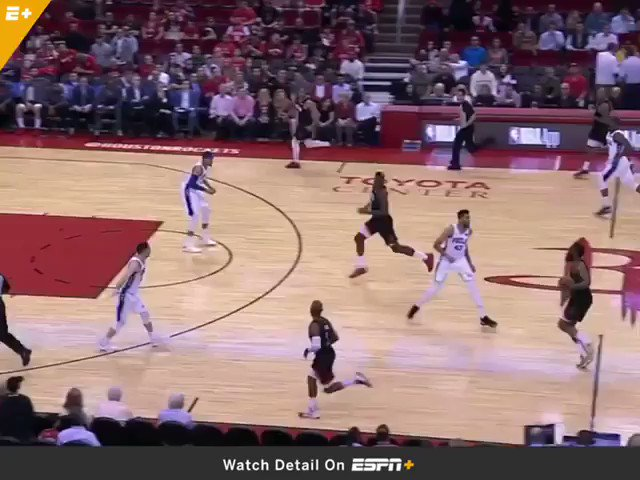 Some cool film of Kobe discussing James Harden and the Rockets' offense.   Full video is on ESPN+: http://es.pn/2TwXgik