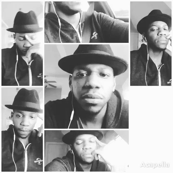 """I'm NO musician but I was Chillin gettn ready 4my trip and I started messing with this song... it's a rough idea. right now I'm calling it """"Cycles of Love"""" let me know what y'all think. Should I finish it or can it!!?? Let me know if yu feeling it! #originalmusic"""