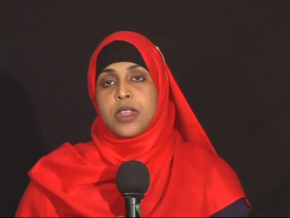 Minnesota has been Conquered!  Meet Hodan Hassan the newly elected Democratic member of the MN House of Rep, representing District 62A  Hassan is the 2nd Somali female, after Ilhan Omar, to be elected to the state legislature  Hassan describes how Muslims are the victims of 9/11