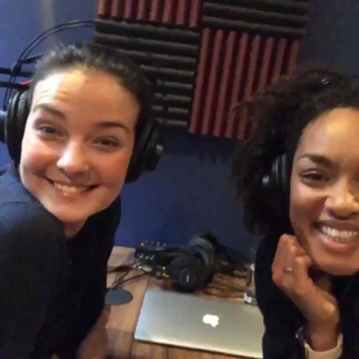 I really enjoyed recording this podcast with the incredible @adrienne_ldn we talk about swimming, business, resilience, my London 2012 race & babies (of course 😉)  I hope you enjoy it as much as I did!  https://itunes.apple.com/gb/podcast/power-hour/id1443615779?mt=2&i=1000431593378…