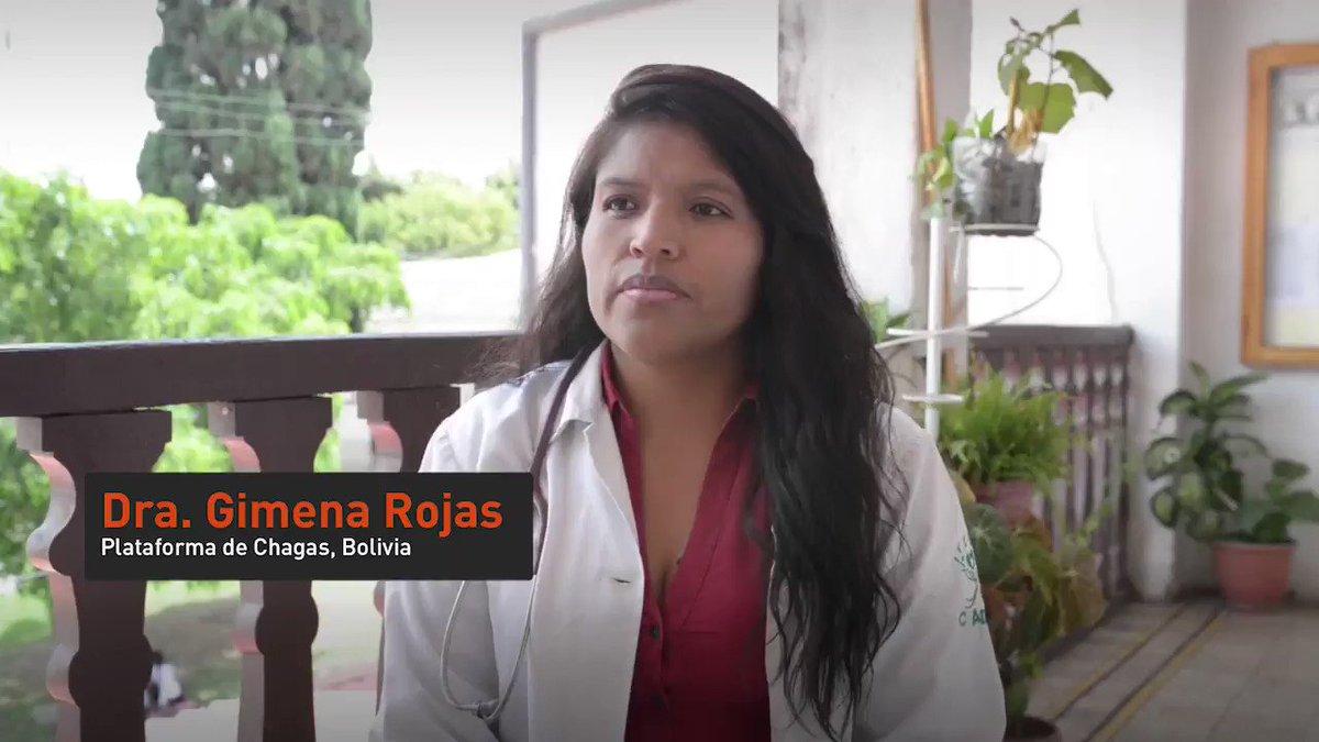 Los resultados del estudio Bendita se presentarán el 14 de marzo en la # JornadaChagas2019. La dra. Gimena Rojas cuenta su experiencia en el estudio liderado por la DNDi en Bolivia para mejorar el tratamiento de la enfermedad de #Chagas