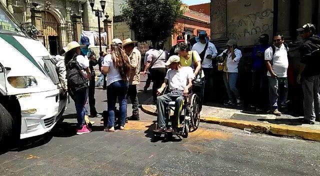 Miguel Angel Luna's photo on Personas con Discapacidad