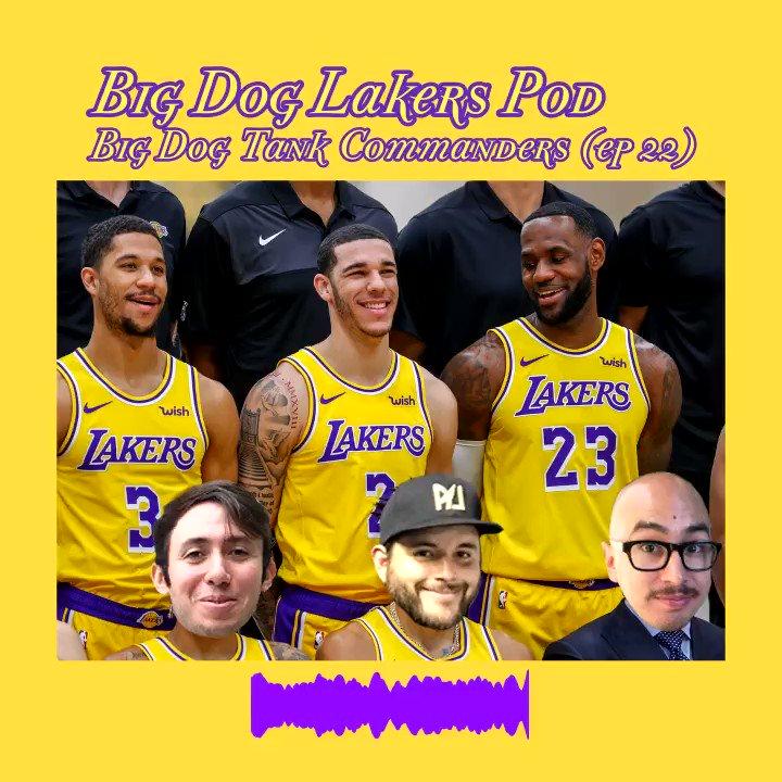 f8dd037f9ef Big Dog Lakers Pod - @BigDogLakersPod Twitter Profile and Downloader ...