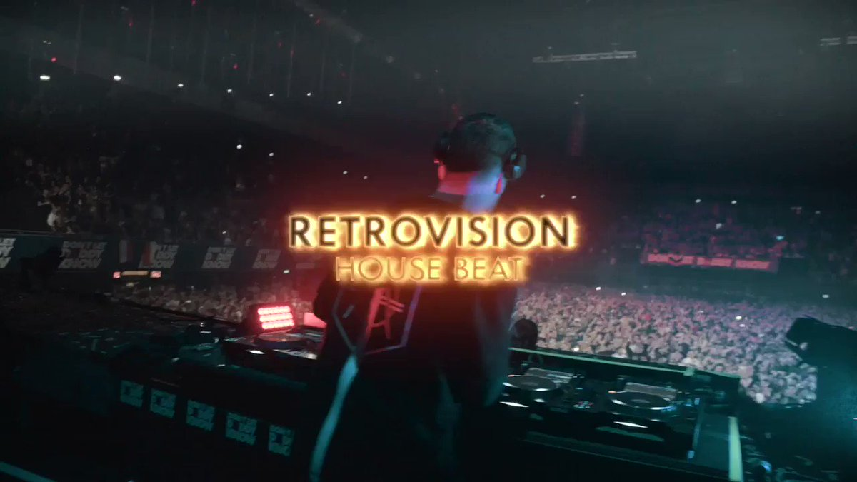 Yesss! French talent @RetrovisionFR is back with a HUGE bomb on my HEXAGON label 🔥 https://tinyurl.com/Hexagon089