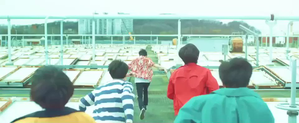 """euphoria mv but with """"our summer"""" by txt playing https://t.co/VrjFtI04of"""