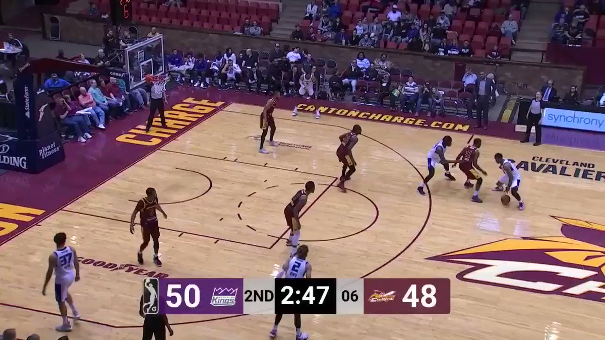 Just JaCorey doing what JaCorey does best 😤  @scoochstackin ➡️ @_JWilliams22 | #ChargeUp