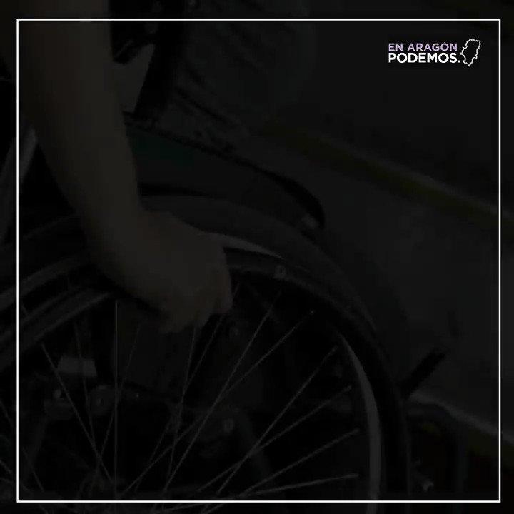 Podemos Aragón's photo on Personas con Discapacidad