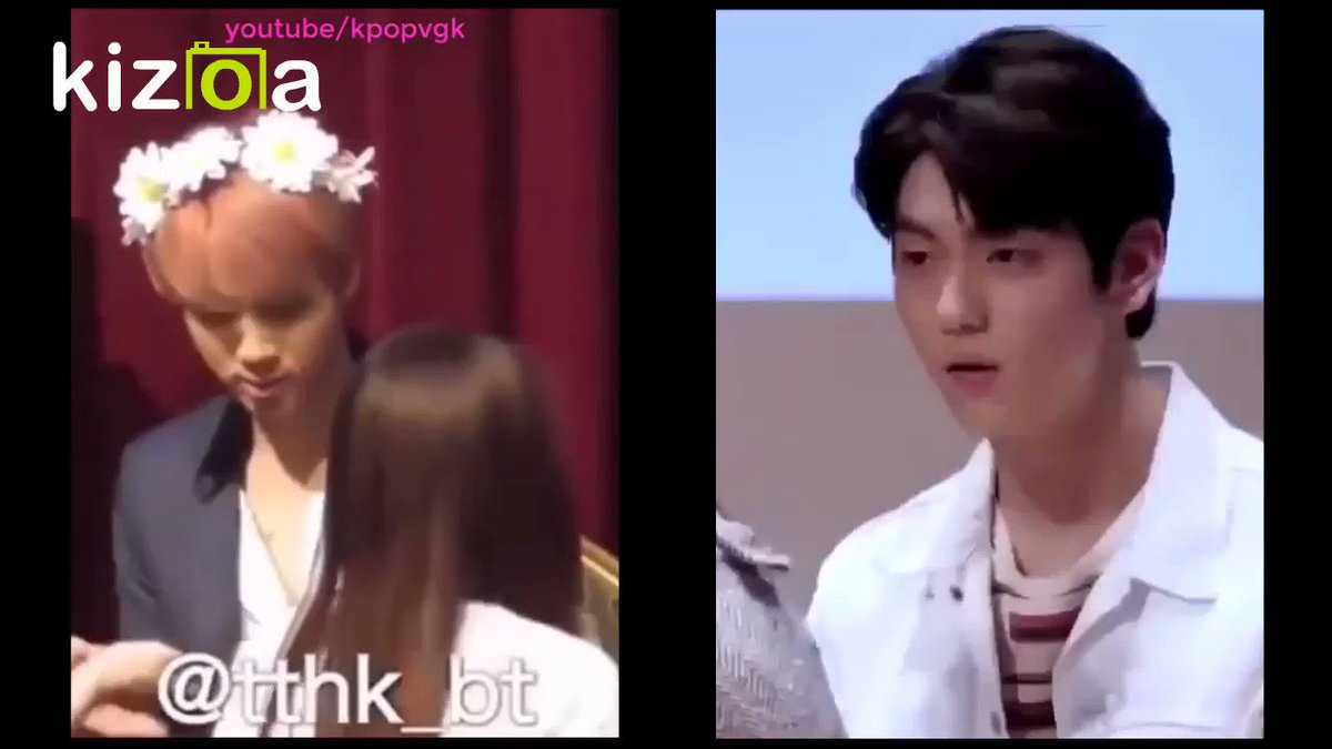 sAME ENERGY- ������  @BTS_twt @TXT_members #SOOBIN #JIN https://t.co/EhEVLEGwF4