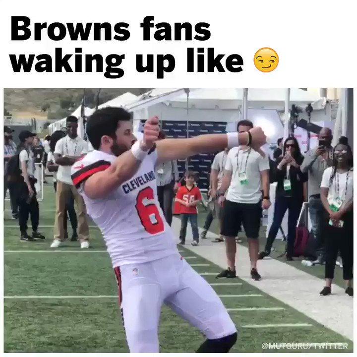 Dawg Pound mood �� https://t.co/wtGASbgrkr