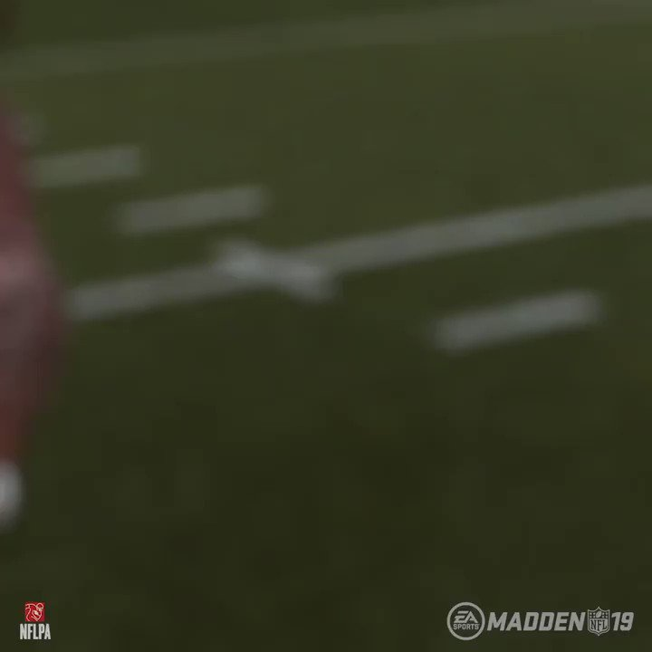 .@obj in Cleveland. @AB84 in Oakland. @LeVeonBell in New York.  This is going to be fun �� (via @EASPORTS) https://t.co/xU72cUc5fv