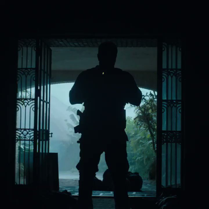 .@triplefrontier. On Netflix and in select theaters now. #TripleFrontier https://t.co/dPRF2cXRNN